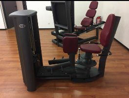 Fitness club equipment machines and accessories as new!!!