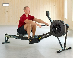 Concept2 Indoor Rower Model D - Free Shipping in Germany