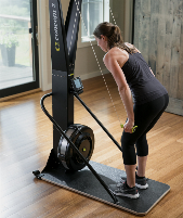 Concept2 SkiErg combines strength and cardio training