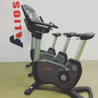 Life Fitness 95c Lifecycle Upright and Recumbent