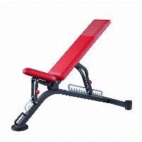 FULLY ADJUSTABLE BENCH / 1SC201  SEC-Line