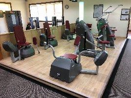 Milon 8 Machines Strength Training Circuit Basic from 2010