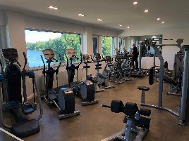 As good as new Precor fitness equipment (also individually) for sale