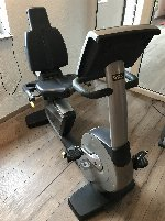 Technogym Excite 700 Recline Bike recumbent bike