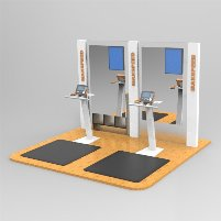 MAXSPEED EMS Station. Shop-in-Shop: EMS Training im Fitnessstudio - inkl. Schulung