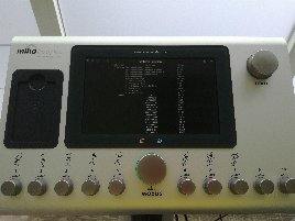 2 x EMS Geräte -  Miha Bodytec II (Baujahr 2014) inkl. 9 Trainingswesten und Zubehör