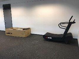ATX Curved Treadmill mit Widerstandsregelung HIIT Runner 2000