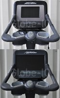 Life Fitness 95R Recumbent Bike with Discover Si Console ~ Software Update ~ Studio Logo ~ 19Inch ~ General Overhauled ~ 0% Financing for Studios