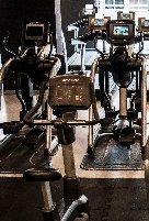 Life Fitness 95Fs Flexstrider mit Discover Si Konsole ~ Software Update ~ Studio Logo ~ 10Zoll ~ Generalüberholt ~ 0% Finanzierung für Studios