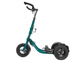 Me-Mover Fit 2.3 Premium Emerald Green Stepper auf Rädern Outdoor und Indoortrainer