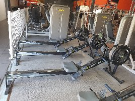 Complete sports club for sale with LIFE FITNESS/TECHNOGYM