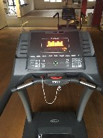 Cybex T750 professional treadmill, gym, maintenance new, immediately available