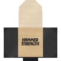 Hammer Strength HD Elite - 4x8 Platform - Hammer Logo