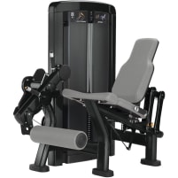 Life Fitness Insignia Series Leg Extension - Charcoal / Dove Grey