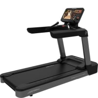 Life Fitness Integrity D Treadmill Dicover SE3HD Console - Black Onyx