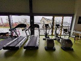 Life Fitness Synrgy 360 XL, Tomahawk, Technogym, Geräte