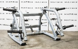 Matrix Magnum Serie - Squat/Lunge - Plate Loaded (MG-PL79)