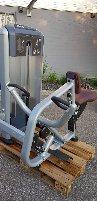Bauchmuskelmaschine und Rudermaschine der Marke Precor in neuwertigem Zustand, einzeln oder im Paket erwerbar