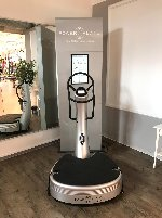 Power Plate pro6Plus Inkl. Station (UVP 25.000€)