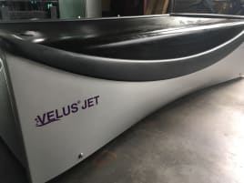 Water jet massage couches - Velus Jet