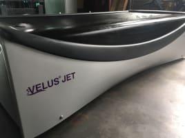 Wasserstrahlmassageliegen - Velus Jet