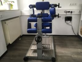 ERGOFIT TORSO CHECK MED (incl. Software)/CABLE 4000 MED for wall mounting and MULTI BENCH 4000 for sale!