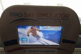 Pro Ski Simulator Trainingsgerät 2018