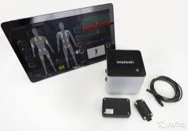 AMPLITRAIN mobiles System mit 2 Cubes, Tablett und viel Zubehöhr