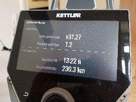 Kettler Ergo R10 recumbent ergometer