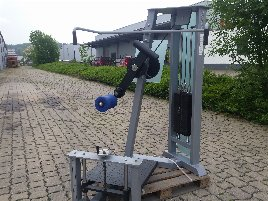 Gym80, kick machine