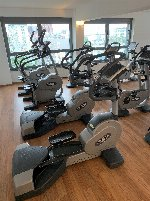 Well serviced Technogym Wave and Step - private sale