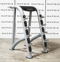 Matrix Aura Series - Accessory stand, silver