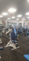 Kompletttes Oldschool Fitnessstudio mit integriertem Shop