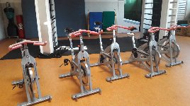 5 used Schwinn- Evolution- Indoorbikes
