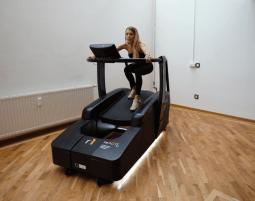 Der reACT Trainer - hocheffizientes, exzentrisches HIIT-Gerät