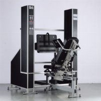 LEG PRESS / BIN PRESS B6 - the MedX brand