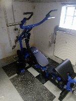 MAXXUS Kraftstation 6.0 inklusive 140 kg Gewichte Kontakt:01605110109