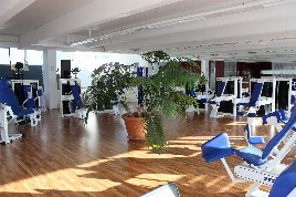 1500 m² established premium fitness and health studio with certified David back circle for sale