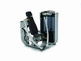 Matrix Fitness | 2012 Ultra Serie Brustpresse, konvergierend (G7-S13) | Iced Silver | direkt vom Hersteller - Neuware!