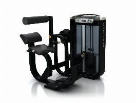 Matrix Fitness | 2017 Ultra Serie Rückenstrecker(G7-S52) | Black Matte | direkt vom Hersteller - Neuware!
