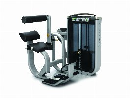 Matrix Fitness | 2017/18 Ultra Series Back Trainer (G7-S52) | Iced Silver | direct from manufacturer - new!