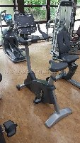 Fitness Bike 750 C Cybex Upright Cycle