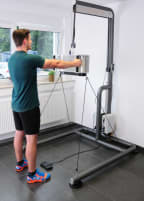 SiWave Rack, height-adjustable, with Body Plus