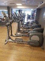 TOP! Life Fitness Silverline Crosstrainer 95xi guter Zustand Wartung neu!