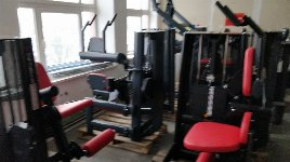 14x Gym80 Sygnum Equipment Park