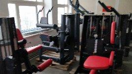 14x Gym80 Sygnum Gerätepark