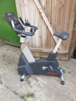 Life Fitness 95ci Integrity Sitzergometer Ergometer Fahrrad