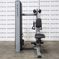 Matrix Fitness | Versa Serie | Rudern sitzend, divergierend (VS-S34) | Iced Silver | 2016