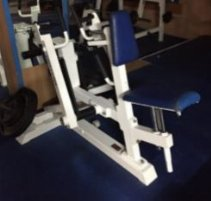 Gym 80 und Matrix Geräte 48 Geräte und Teile, perfekt für ein Hardcore-Gym und oder Ergänzung zum bestehenden Gerätepark!