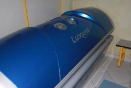 Hapro Luxura X3 30 SLI Profi Sonnenbank